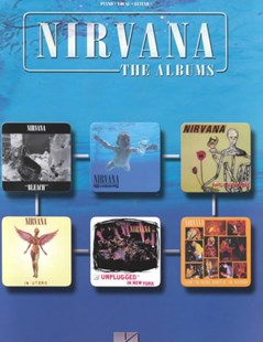 Nirvana - the Albums by Nirvana (9780634013188) - PaperBack - Entertainment Music General