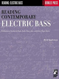 Reading Contemporary Electric Bass Rhythm by Rich Appleman, Rich Appleman (9780634013386) - PaperBack - Entertainment Music Technique