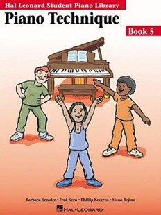 Piano Technique by Phillip Keveren, Mona Rejino, Fred Kern, Barbara Kreader (9780634013577) - PaperBack - Entertainment Music Technique
