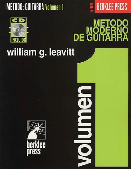 Modern Method for Guitar(Spanish Edition)