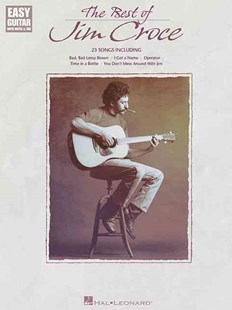 The Best of Jim Croce by Jim Croce (9780634013843) - PaperBack - Entertainment Music General