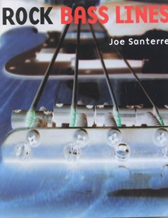 Rock Bass Lines by Joe Santerre (9780634014321) - PaperBack - Entertainment Music General