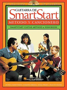 Guitarra de Smartstart - Metodo y Cancionero by Jessica Baron Turner, Jessica Baron Turner, Cecilia Phillips (9780634017773) - PaperBack - Entertainment Music Technique
