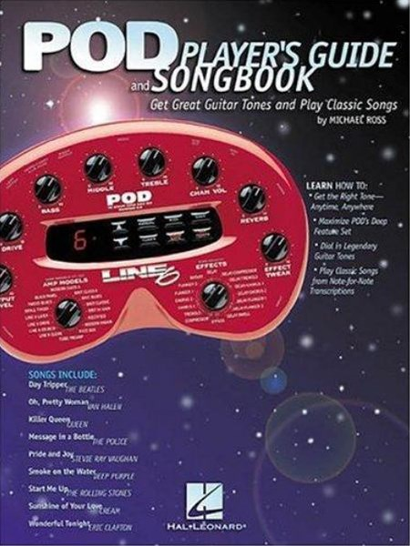 POD Player's Guide and Songbook