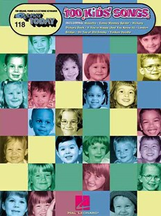 100 Kids' Songs by  (9780634025242) - PaperBack - Entertainment Music General