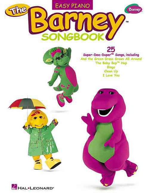 The Barney Songbook