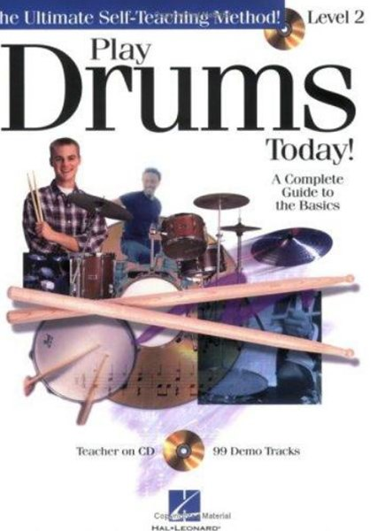 Play Drums Today! (Level 2)