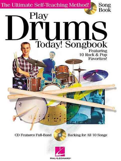 Play Drums Today Songbook