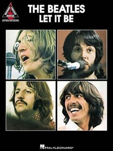 The Beatles - Let It Be by Beatles (9780634029455) - PaperBack - Entertainment Music General
