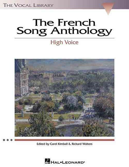 The French Song Anthology