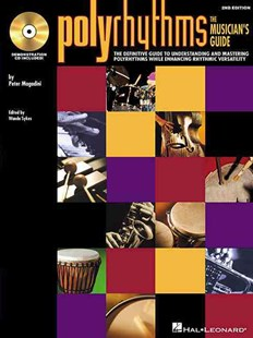 Polyrhythms by Peter Magadini, Peter Magadini, Wanda Sykes (9780634032837) - PaperBack - Entertainment Music Technique
