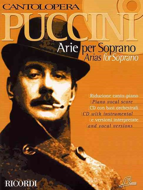 Puccini Arias for Soprano