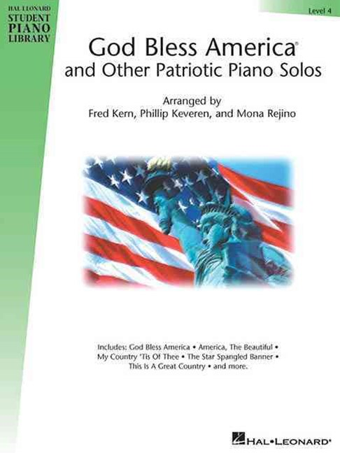 God Bless America and Other Patriotic Piano Solos