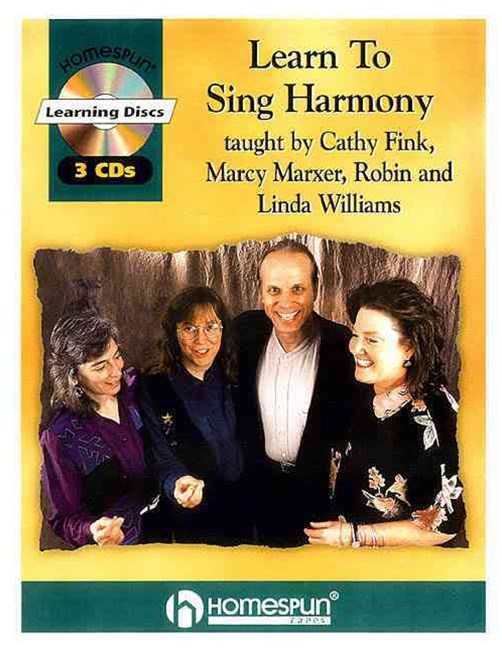 Learn to Sing Harmony