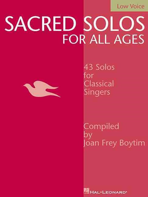 Sacred Solos for All Ages