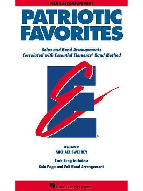 Patriotic Favorites - Piano Accompaniment