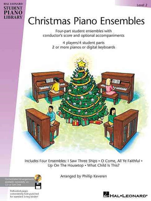 Christmas Piano Ensembles