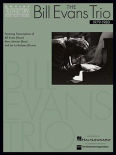The Bill Evans Trio - 1979-1980 by Bill Evans (9780634051821) - PaperBack - Entertainment Music General
