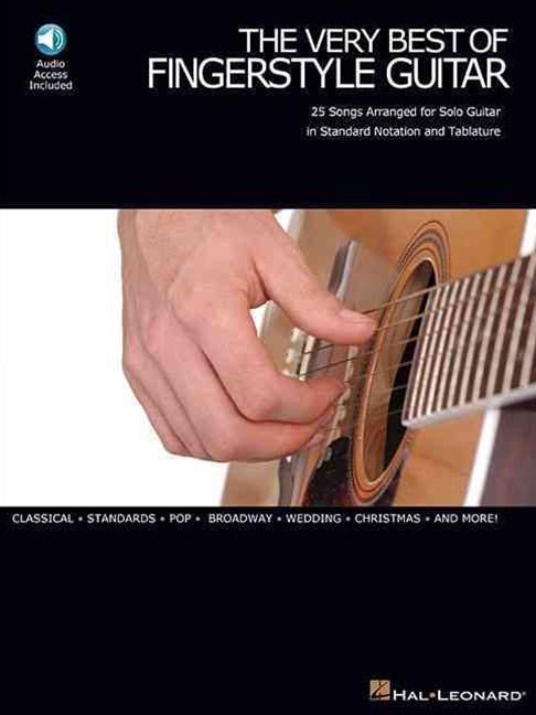 The Very Best of Fingerstyle Guitar