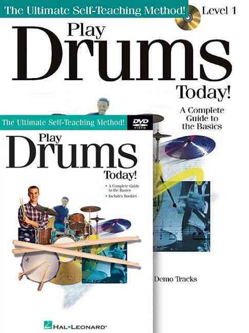 Play Drums Today Beginner's Pack