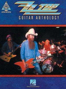 ZZ Top - Guitar Anthology by  (9780634053658) - PaperBack - Entertainment Music General