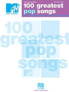 100 Greatest Pop Songs by Hal Leonard Publishing Corporation (9780634053771) - PaperBack - Entertainment Film Writing