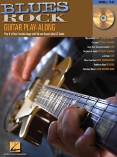 Blues Rock Guitar Play-Along by  (9780634056345) - PaperBack - Entertainment Sheet Music