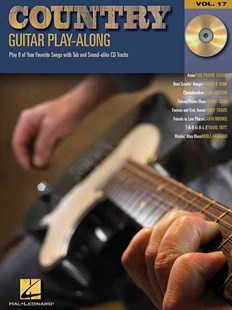 Country Guitar Play-Along by Hal Leonard Publishing Corporation (COR) (9780634056413) - PaperBack - Entertainment Sheet Music