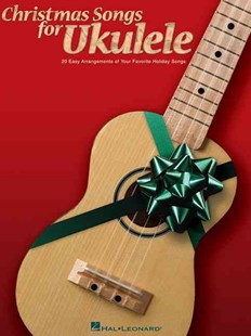 Christmas Songs for Ukulele by Barrett Tagliarino (9780634060885) - PaperBack - Entertainment Music General