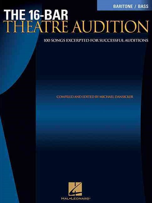 16-Bar Theatre Audition