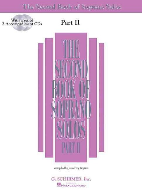 The Second Book of Soprano Solos