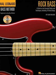 Rock Bass by Sean Malone, Sean Malone (9780634068140) - PaperBack - Entertainment Music General