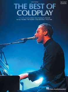 The Best Of Coldplay by UNKNOWN (9780634068225) - PaperBack - Entertainment Sheet Music