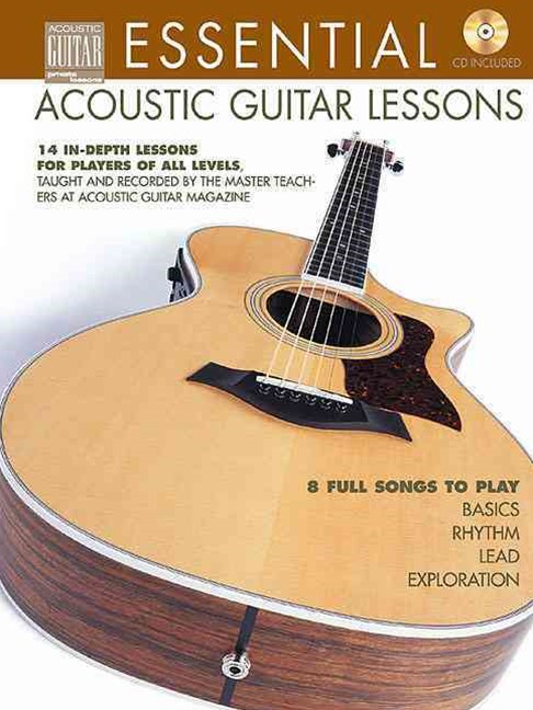 Essential Acoustic Guitar Lessons
