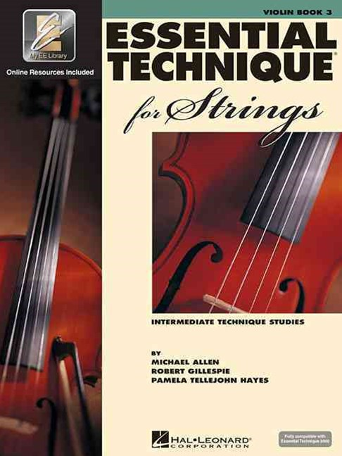 Essential Technique for Strings - Violin