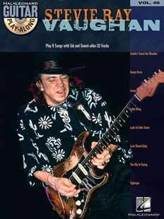 Guitar Play-Along by Stevie Ray Vaughan (9780634074523) - Multiple-item retail product - Entertainment Music General