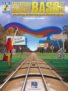 Fretboard Roadmaps by Fred Sokolow, Tim Emmons, Fred Sokolow (9780634079016) - PaperBack - Entertainment Music General