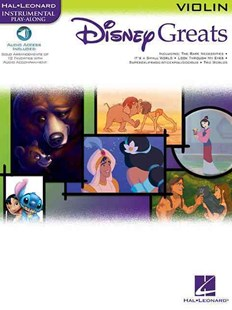 Disney Greats by Hal Leonard Publishing Corporation (9780634085468) - PaperBack - Entertainment Music General
