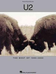 U2 - the Best Of 1990-2000 by U2 (9780634086380) - PaperBack - Entertainment Music General