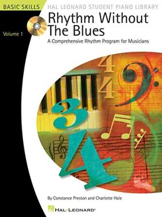Rhythm without the Blues by Constance Preston, Charlotte Hale (9780634088032) - Multiple-item retail product - Entertainment Music General