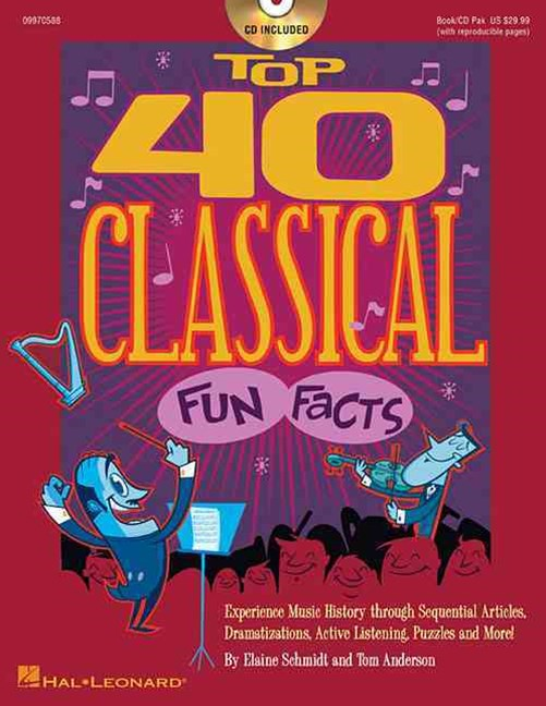 Top 40 Classical Fun Facts