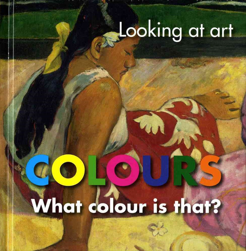 Looking at Art Colours