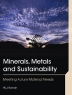 (ebook) Minerals, Metals and Sustainability - Business & Finance Organisation & Operations