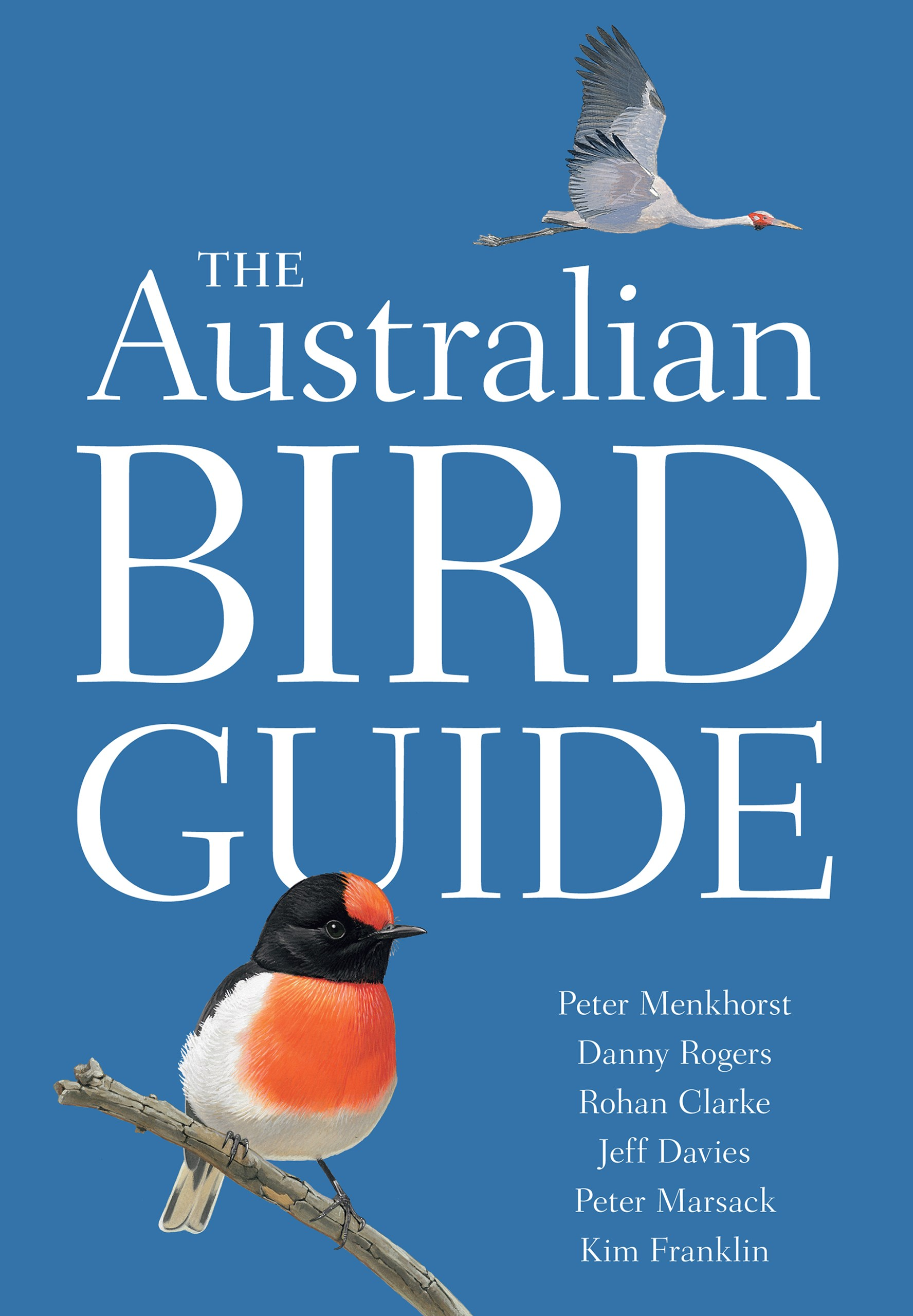 The Australian Bird Guide