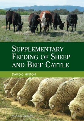 (ebook) Supplementary Feeding of Sheep and Beef Cattle