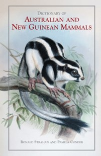 (ebook) Dictionary of Australian and New Guinean Mammals - Pets & Nature Wildlife