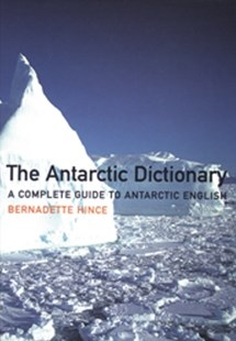 (ebook) The Antarctic Dictionary - Science & Technology Biology