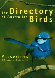 (ebook) Directory of Australian Birds: Passerines - Science & Technology Biology