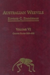 (ebook) Australian Weevils (Coleoptera: Curculionoidea) VI - Science & Technology Biology
