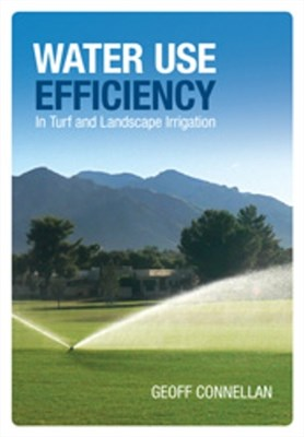 (ebook) Water Use Efficiency for Irrigated Turf and Landscape